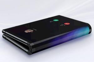 Smartphone màn hình gập được đầu tiên trên thế giới, giá 1.300 USD