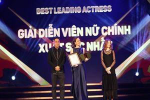Nữ diễn viên 'Nhắm mắt thấy mùa hè' giành giải cao