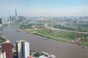 'Đã xác định được ranh khu 4,3 ha khu đô thị mới Thủ Thiêm'