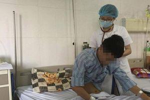 Nam thanh niên nguy kịch vì sán làm tổ trong phổi