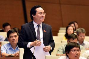 Bộ trưởng GD&ĐT: Viết vào sách giáo khoa là học kinh nghiệm quốc tế