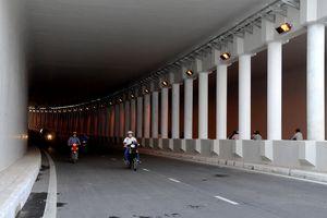 Hà Nội xây hầm chui 670 tỷ đồng giao cắt đường Giải Phóng