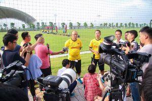 Đài truyền hình tại Hàn Quốc phát sóng AFF Suzuki Cup vì HLV Park Hang-seo