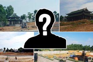 Anh lái xe xây 'chui' biệt phủ 'khủng' ở Phú Thọ là ai?