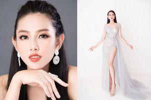 Nguyễn Thúc Thùy Tiên khoe vóc dáng đồng hồ cát hút mắt tại Miss International 2018