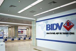 BIDV xin ý kiến cổ đông để Chủ tịch HĐQT là người đại diện pháp luật