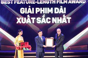 Bế mạc Liên hoan phim Quốc tế Hà Nội lần thứ V