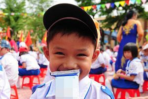 Sữa học đường với đề xuất thêm 'sữa dạng lỏng' bên cạnh 'sữa tươi'