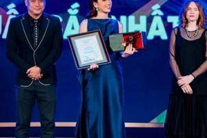 LHP Quốc tế Hà Nội trao giải cho 'người tình màn ảnh' của Thái Hòa