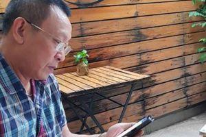 MC Lại Văn Sâm nhắn gửi tâm tư tới 27 'Lại Văn Sâm' khác trên Facebook