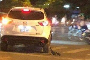 Đã xác định được tài xế CX5 chèn qua người lái xe taxi ở Hà Nội