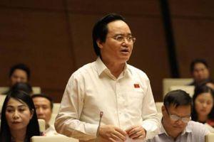 Bộ trưởng Phùng Xuân Nhạ: 'Lãng phí SGK là có thật'