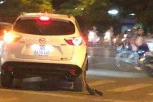 Quá khứ bất hảo của tài xế CX5 bắn, chèn qua người lái xe taxi