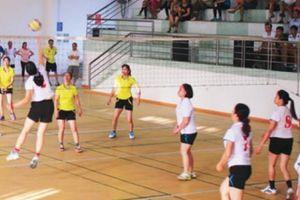 Supe Lâm Thao khai mạc giải thể thao Thu - Đông Lâm Thao 2018