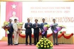 Bầu Phó Chủ tịch UBND tỉnh Phú Thọ