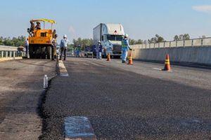 Đường cao tốc 34.500 tỉ đồng lộ thêm vi phạm: Chỉ kiểm điểm, rút kinh nghiệm!