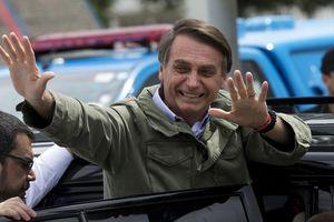 Nhà lãnh đạo mới mang hy vọng cho xứ sở Samba