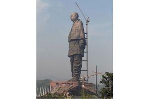 Khánh thành bức tượng cao nhất thế giới