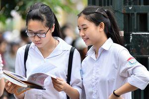 Gợi ý đáp án đề tham khảo thi vào 10 THPT Hà Nội