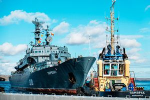 Mỹ muốn minh chứng về sự suy yếu của Hải quân Nga