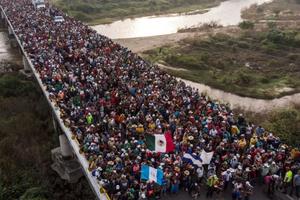 Dòng người di cư Honduras đi tìm 'giấc mơ Mỹ'