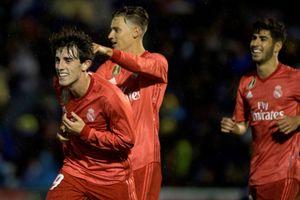 HLV tạm quyền Solari khởi đầu tốt ở Real Madrid