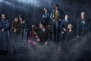 Tác giả loạt truyện 'Harry Potter' bật mí về 'Sinh vật huyền bí 2'