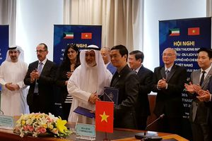 Hòa Bình sẽ làm tổng thầu các dự án của Chính phủ Kuwait
