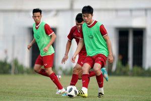 AFF Cup 2018: Xuân Trường biết mình phải làm gì…