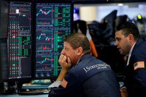 Cổ phiếu công nghệ Mỹ rớt giá đậm nhất từ năm 2008