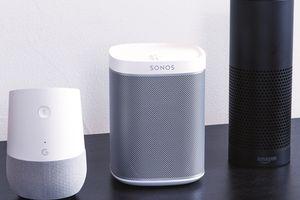 Sonos chấp đôi Google + Amazon