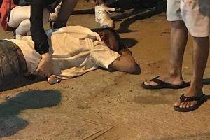 Đã xác định được đối tượng rút súng bắn tài xế taxi sau va chạm giao thông