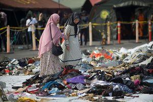 Tiết lộ danh tính nạn nhân đầu tiên vụ rơi máy bay Indonesia