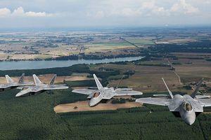 Không quân Mỹ được trang bị mạnh nhất trong hơn một thập niên qua