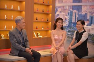 Ngọc Trinh trở lại truyền hình với chương trình 'Hàng Ghế Đầu'