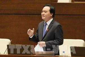 Vì sao phiếu tín nhiệm cao của Bộ trưởng Phùng Xuân Nhạ thấp?