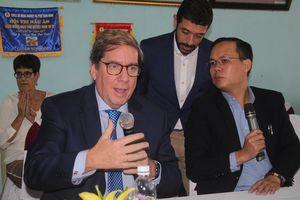 Đoàn EC ủng hộ gỡ 'thẻ vàng' thủy sản Việt Nam