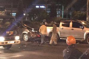 Tài xế nước ngoài gây tai nạn liên hoàn tại Đồng Nai