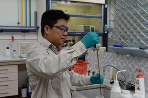 Đo lường chất lượng sản phẩm hàng hóa tại NMLD Dung Quất