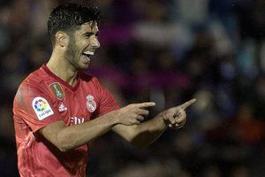 Real thắng giải tỏa, cùng Barca giành lợi thế ở Cúp nhà Vua