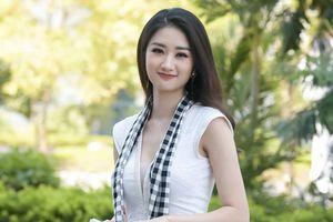 Hoa hậu Thu Ngân kể về hành trình 'vượt sướng từ trứng nước'