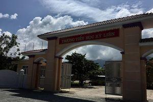 Hà Tĩnh: Kỷ luật cảnh cáo cô giáo đánh học sinh thâm tím khắp người