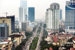 Nhà cao tầng vẫn 'tăng tốc' trong nội đô không theo Luật Thủ đô