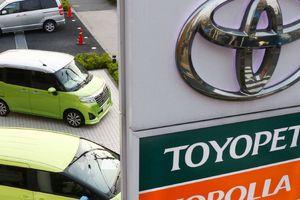 Dịch vụ dùng chung xe ô tô phát triển bùng nổ tại Nhật