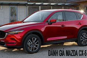 Những điểm mới đáng chú ý trên Mazda CX-5 2019 vừa ra mắt