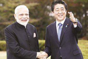 Bước tiến mới trong quan hệ Nhật Bản - Ấn Độ