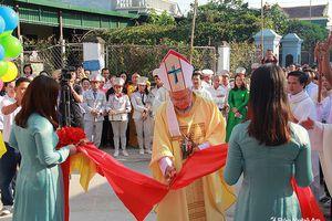 Khánh thành nhà thờ giáo họ Yên Duệ