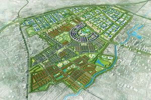 20 doanh nghiệp cam kết đầu tư vào Khu công nghiệp đô thị VSIP Nghệ An