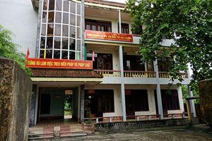 Một giám đốc 'vòi' tiền doanh nghiệp ở Thanh Hóa bị khởi tố