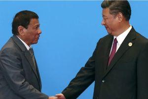 Philippines né vụ tranh chấp Biển Đông khi tiếp Chủ tịch Trung Quốc